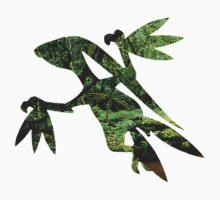 Grovyle used Leaf Blade One Piece - Short Sleeve