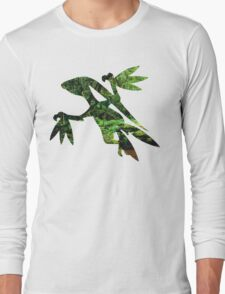 Grovyle used Leaf Blade Long Sleeve T-Shirt
