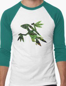 Grovyle used Leaf Blade Men's Baseball ¾ T-Shirt