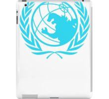 UNGCC GODZILLA VS MECHAGODZILLA Japanese Movie United Nations Godzilla Countermeasures Center JXSDF iPad Case/Skin