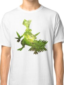 Sceptile used Leaf Storm Classic T-Shirt