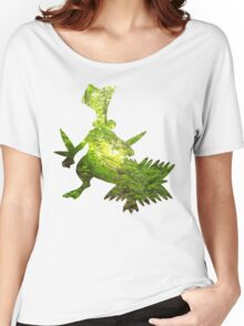 Sceptile used Leaf Storm Women's Relaxed Fit T-Shirt