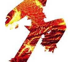 Blaziken used Blaze Kick by Gage White