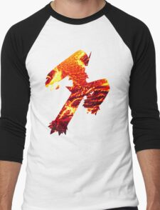 Blaziken used Blaze Kick Men's Baseball ¾ T-Shirt