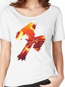 Blaziken used Blaze Kick Women's Relaxed Fit T-Shirt