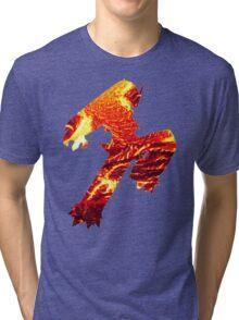 Blaziken used Blaze Kick Tri-blend T-Shirt