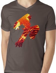 Blaziken used Blaze Kick Mens V-Neck T-Shirt