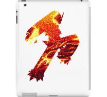 Blaziken used Blaze Kick iPad Case/Skin