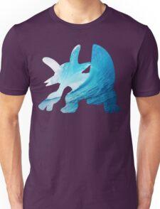 Swampert used Muddy Water Unisex T-Shirt