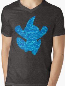 Marshtomp used Water Gun Mens V-Neck T-Shirt