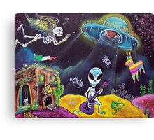 Area 54 Canvas Print