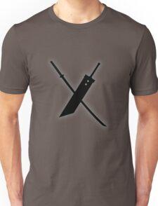 Buster Sword & Masamune FF7 Unisex T-Shirt