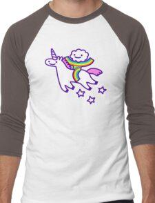 Best Friends Forever Men's Baseball ¾ T-Shirt