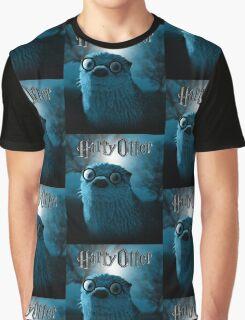 Harry Otter Graphic T-Shirt