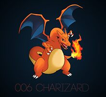 Charizard The Boss by thevillain