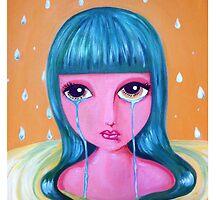 Drowning in My Tears  by MayaDevi