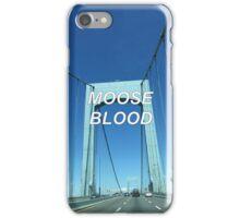 Moose Blood iPhone Case/Skin