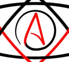 Atheism & Science   Sticker