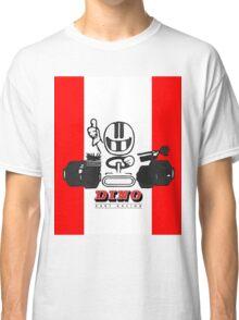Vintage Kart Dino Classic T-Shirt