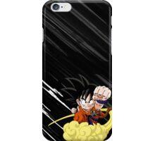 Goku, dragon ball iPhone Case/Skin