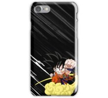 Goku, dragon ball iPhone Case/Skin