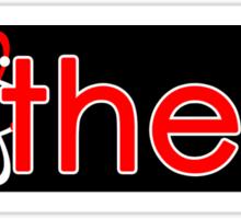 Atheist  Sticker