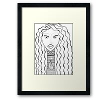 Bel Colla 05 Framed Print