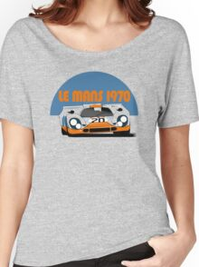 Le Mans 1970 Porsche 917 Women's Relaxed Fit T-Shirt