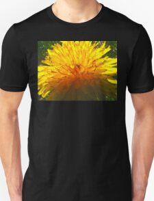 Macro Dandilion Unisex T-Shirt