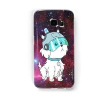 Snowball in space Samsung Galaxy Case/Skin