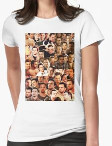 Nick Miller Paparazzi Womens Fitted T-Shirt
