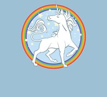 Sparkle Rainbow Unicorn Unisex T-Shirt