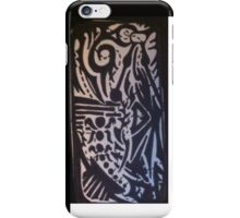 the wave case iPhone Case/Skin