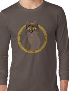 Not a Dog, Not a Wolf Long Sleeve T-Shirt