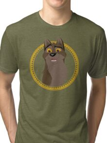 Not a Dog, Not a Wolf Tri-blend T-Shirt