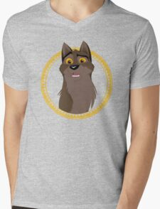 Not a Dog, Not a Wolf Mens V-Neck T-Shirt