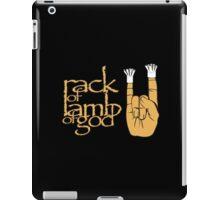 Rack Of Lamb Of God iPad Case/Skin