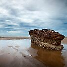 Casuarina Beach panorama.  by DaveBassett