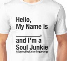 SOULective Listening Lounge Tee - 009 Black Type Unisex T-Shirt
