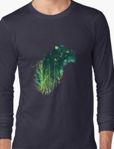 Space Tiger Long Sleeve T-Shirt