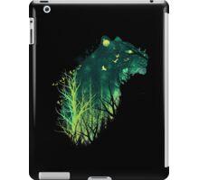 Space Tiger iPad Case/Skin