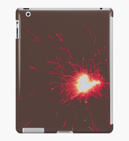 Exploding Heart iPad Case/Skin