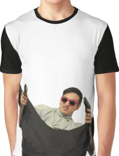 Filthy Frank Guns Graphic T-Shirt