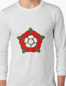 English Rose Long Sleeve T-Shirt