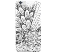 Zen Burst iPhone Case/Skin