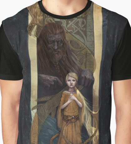 Descendant of the Viking Graphic T-Shirt