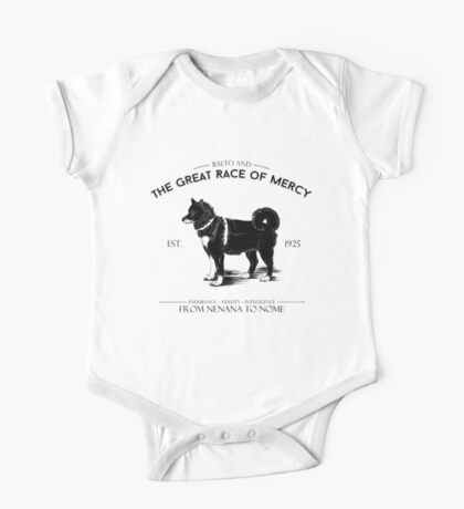 Great Race of Mercy One Piece - Short Sleeve