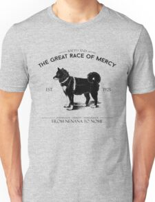 Great Race of Mercy Unisex T-Shirt