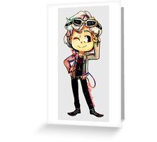 Smol Peter Greeting Card