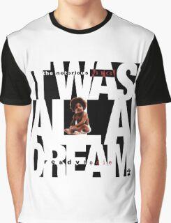 It was all a Dream - Cloud Nine [Black] Graphic T-Shirt